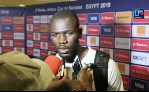 Kalidou Koulibaly : « On a montré qu'on était des hommes »