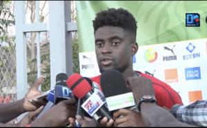 Alfred Ndiaye est « triste » pour Édouard Mendy, blessé et forfait pour le reste de la CAN
