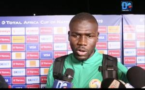 Kalidou Koulibaly sur Sénégal-Benin : « Faire attention »