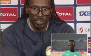 Ballon d'Or : Aliou Cissé demande à Sadio Mané de « jouer en équipe » et de « ne pas y penser »