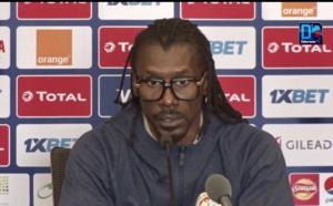 Aliou Cissé : « Jouer match par match et ne jamais sous-estimer son adversaire »