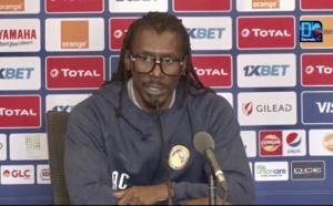 Sénégal-Bénin : Aliou Cissé espère récupérer Krépin et Ismaïla Sarr, Alfred Ndiaye forfait