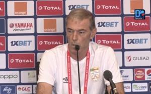 Michel Dussuyer, sélectionneur du Bénin : « Pas de crainte contre le Sénégal! »