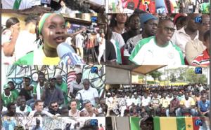 Can 2019 / Ziguinchor : La victoire des Lions contre le Bénin bien savourée à la Fan zone