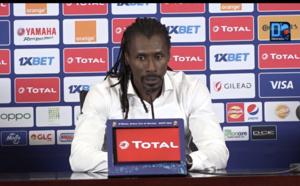 L'essentiel des réponses de Aliou Cissé en conférence de presse d'après Sénégal - Bénin (1-0)