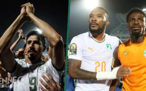 CAN 2019 – ¼ de finale : Duels de titans entre l'Algérie et la Côte d'Ivoire ce jeudi à 16h GMT