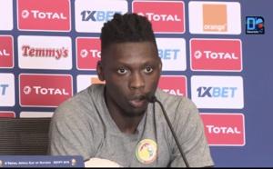 Lamine Gassama : « J'ai eu des difficultés au début en sélection »