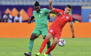1/2 finale CAN 2019 : Sénégal/Tunisie (0-0) à la mi-temps
