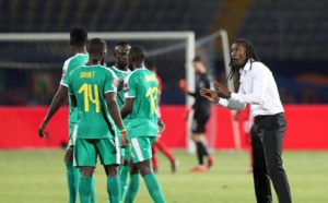 Demi-finale CAN 2019 / Le Sénégal mène par 1 but à 0 contre la Tunisie.