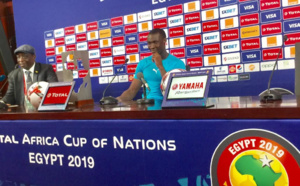 Le gardien Alfred Gomis homme du match Sénégal-Tunisie (1-0)