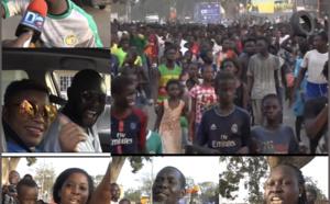MBOUR : Ambiance féerique après la qualification des lions