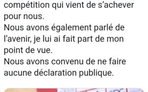 Démission annoncée d'Hervé Renard, la fédération Marocaine dément l'information