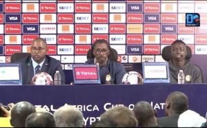 CAN 2019 : Tout ce qu'a dit Aliou Cissé en conférence de presse avant la finale Sénégal-Algérie (vendredi, 19hGMT)