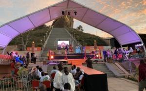 Finale CAN 2019 : Une FAN-ZONE géante, au monument de la Renaissance, avec Dakaractu et les autorités Ouakamoises