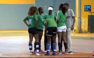 Thiès / Séances d'entrainement des U20 en handball filles : Les Lioncelles prêtes à aller à Conakry pour décrocher leur ticket au challenge mondial