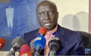 CAN 2019 : Le message d'encouragements de Idrissa Seck aux Lions