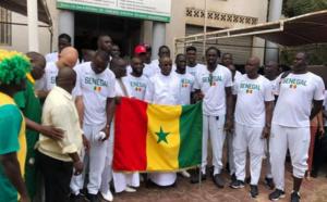 Mondial de Basket Chine 2019 / Remise de Drapeau aux Lions : «Soyez mobilisés autour d'un seul objectif : représenter dignement le Sénégal» (Matar Bâ, ministre des sports)