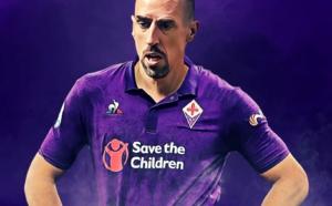 Mercato: Franck Ribéry passera sa visite médicale demain à la Fiorentina