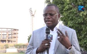 Matar Bâ à l'inauguration du complexe sportif de Guéréo : « Le centre Youssoupha Ndiaye est dédié à la petite catégorie… Un haut lieu  de production de talents  »