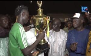 Ngayokhème : L'ASC Ndiémane Ngane Fissel remporte la Finale de la coupe du maire, édition 2019.