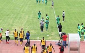 Eswatini - Sénégal : Avec un pénalty raté par Famara Diédhiou, les Lions regagnent les vestiaires sur un score de parité (0-0)