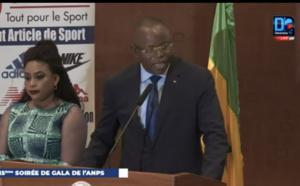 Matar Bâ (Ministre des sports) : « Le gala de l'ANPS est un évènement marquant de l'agenda sportif sénégalais... »