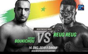 MMA Fighting Championship Ares I : 24 combattants dont Reug-Reug, s'affrontent au musée des civilisations noires, ce samedi 14 décembre.