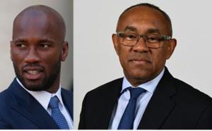 Conseiller spécial à la CAF : Didier Drogba viré par le président Ahmad Ahmad...