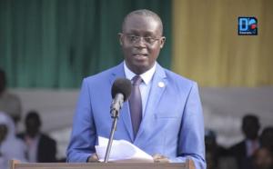 «La construction de Dakar Aréna et celle du Stade de Diamniadio sont la déclinaison d'une volonté politique de se doter d'infrastructures propres». (Augustin Senghor/FSF)