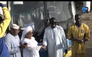 Don de la Mairie de Dakar : L'AS de la ville témoigne son satisfecit à Soham El Wardini...