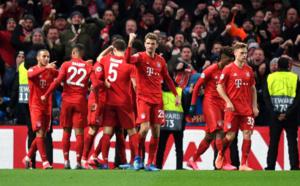 LDC / 8 èmes de finale aller : Le Barça évite le piège Napoli, les Blues de Chelsea plient face au Bayern Munich.