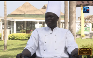 Bocuse d'Or Sénégal : «J'ai confiance en moi» (Ousseynou Ndiaye, Chef cuisinier)