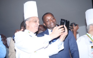 Bocuse d'or : les encouragements du ministre du Tourisme