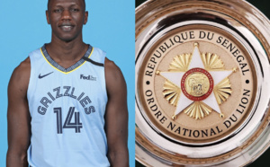Distinction : Gorgui Sy Dieng élevé au rang de chevalier de l'ordre national du Lion.