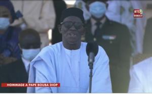 Séga Basse Camara : « Pape Bouba a été un fils affectueux, un frère respectueux, un neveu dévoué, un petit-fils adorable »