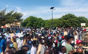 Rufisque : Les premières images du dernier match de Pape Bouba Diop.