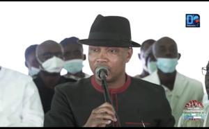 Obsèques nationales de Pape Bouba Diop: « C'est un exemple pour la jeunesse. Il s'est battu pour son pays… » (El Hadj Ousseynou Diouf)