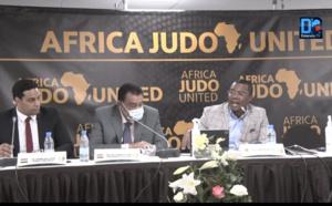 Présidence de l'Union africaine de judo : Le candidat Thierry Siteny à Dakar pour présenter son programme...
