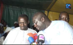 Yékini adoube le maire de Malicounda : «Notre souhait est que Maguette Sène devienne président...»