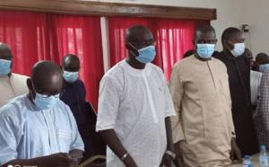 Kaolack / La ligue de football et les présidents de clubs soutiennent la candidature de Me Augustin Senghor et appellent Mady Touré à rejoindre le consensus.
