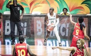 Afrobasket féminin 2021 : Les Lionnes démarrent fort face à la Guinée dominée 100 à 31.