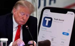 États-Unis : L'ancien président américain Donald Trump annonce le lancement de son réseau social, «Truth Social»