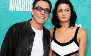 D�couvrez Bianca, la fille tr�s sexy et tr�s dou�e de Jean-Claude Van Damme