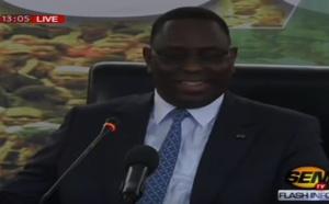 "Le Président Macky Sall en mode délire : "" Fouma diar koufa diar takhe bane "" (vidéo)"