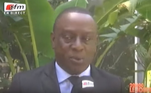 "Cheikh Tidiane Gadio appelle à voter """"NON"""