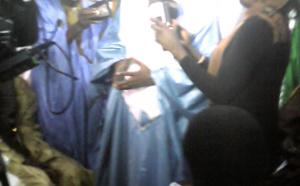 """Chérif Abdourahmane Fall Tilala de la communauté Maure appelle à voter """"Oui"""""""