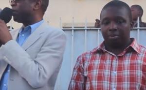 Référendum : Les jeunes de Fekké Ma Ci Boolé derrière Pèdre N'diaye disent Oui à Youssou N'dour