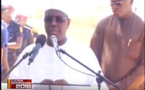 Référendum 2016 : Réaction du Président Macky SALL après son vote (Vidéo)
