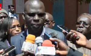Référendum 2016 : Après avoir voté, Cheikh Bamba Dièye s'exprime
