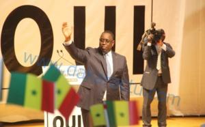 Conseil des ministres : Macky Sall tire le bilan du référendum